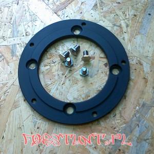 298 / 310 / 320 mm disc adapter for Honda