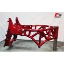 Kawasaki 636 steel half frame