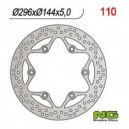 NG front disc for Honda CB 500, CBF 500/600, VFR 750