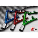 GSXR K4 / K5 steel subcage