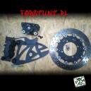 Zestaw HB Kawasaki 636 03-04 Monoblock+FB GSXR