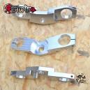03-04 Kawasaki 636 aluminium top triple