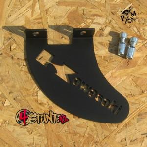 Shark fin Kawasaki