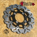 310mm rear brake disc for Kawasaki