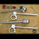Aluminiowa kierownica clip-on