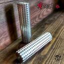 Aluminium pegs 25/98mm