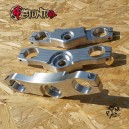 Aluminium top triple for Honda 929 954