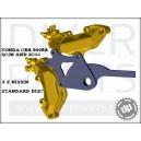 2xNissin handbrake bracket for 900RR SC28 SC33