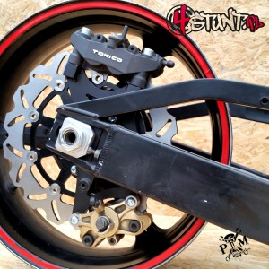 GSX-R K4 K5 300mm HB bracket