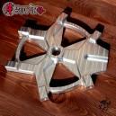 03-04 636 CNC 3xRadial HB bracket