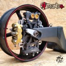 3 Radial big rotor kit for 06-12 Yamaha R6