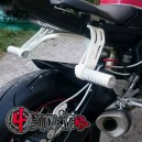 Subcage Yamaha R6 2008-2010