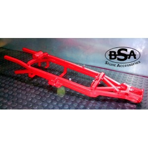 New style steel subframe for R6 03-05