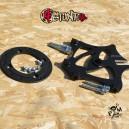 Zestaw HB 636 03-04 2xMonoblock+FB