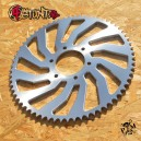 Alu 65T, 525 rear sprocket for Kawasaki 636