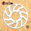 65T 525 alu rear sprocket Honda F4 F2 F3 900RR