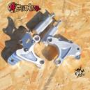 Alu CNC 09-16 ZX6R rearsets