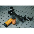 KTM RC 125 200 390 adjustable subcage