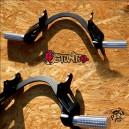 GSXR 600 K4 K5 steel subcage