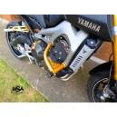Yamaha MT 09 13-16 street cage race rails