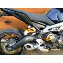 Yamaha MT09 13-16 steel subcage