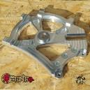 Honda F4 2xRadial+FB CNC HB bracket