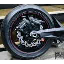 2017-2018 675 Street Triple HB big rotor kit