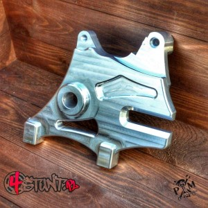 Honda F4i CNC HB bracket 1 radial + fb