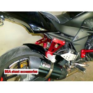 Stalowy subcage Kawasaki Z750 07-12