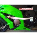 ZX10R 2011-2015 street cage race rails