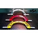 GSX-R K4 K5 steel subcage