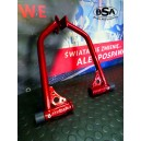 GSXR 1000 09-16 street cage race rails