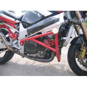 K1-K3 steel crash cage - Forstunt