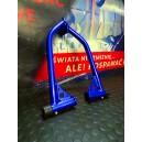 R1 09-14 RN22 street cage race rails