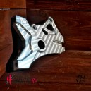 2005-2012 ZX6R CNC HB bracket 1 radial + FB 230mm