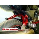 Stalowy subcage Kawasaki Z750 03-06